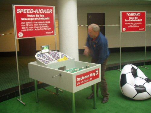 Speed Kicker Arena