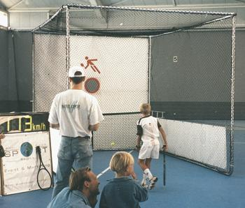 Speed Tennis